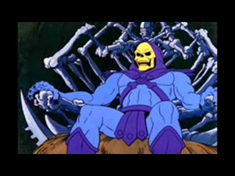 Skeletors Theme - He Man Masters Of The Universe (Reconstr)...