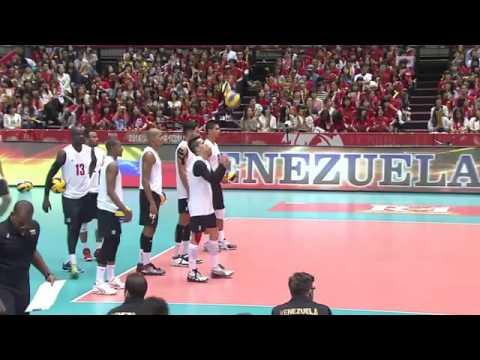Today Japan vs Venezuela   28 May 2016   2016 Volleyball Mens World Olympic Qualification Tournament