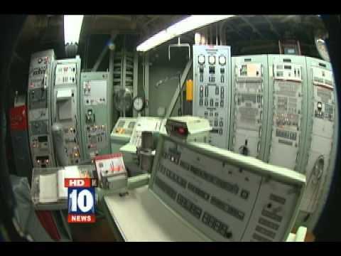 Inside the Arizona Titan Missile Museum