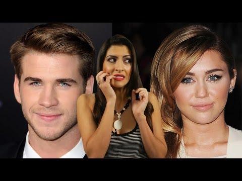 Miley Cyrus Amenazada Por Liam