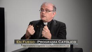 NUEVO - TV En Fuego - #39 Padre Memo Grant - El Rosario y La Biblia