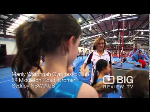 Kids Sport | Manly Warringah Gymnastics Club | Cromer | NSW | 2099 | Video | Review | Content