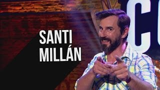 Santi Millan: Una Guerra Fria De Pareja - El Club De La Comedia