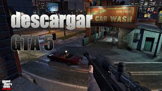 Descargar (GTA 5 V) Grand Theft Auto V Para PC 2015