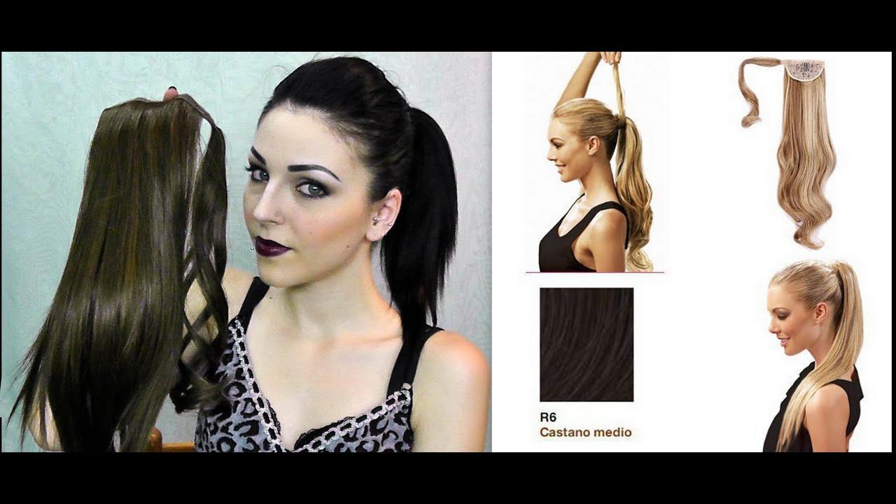 Youtube Hairdo Extensions 8