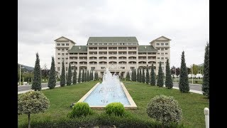 Qafqaz Riverside Hotel. Azerbaijan 360