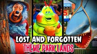 Gone and Forgotten Theme Park Lands
