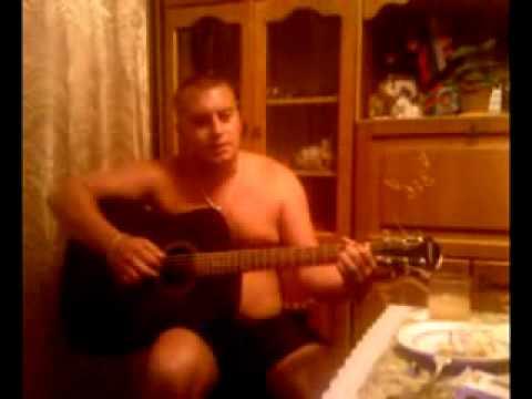 Идет этап под гитару от Романа