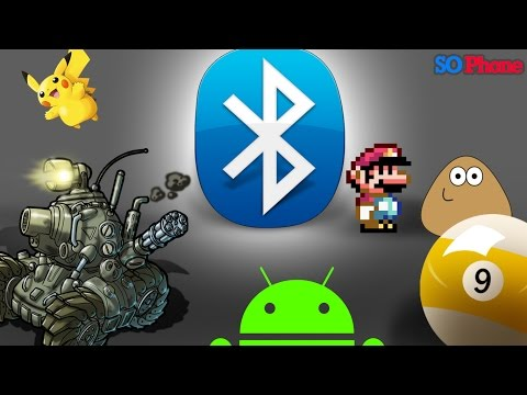 Top 12 Juegos Multijugador por Bluetooth PARTE 1!! Android