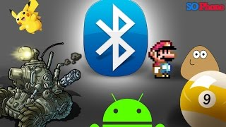 Top 12(doce) Juegos Multijugador via Bluetooth!! - Android