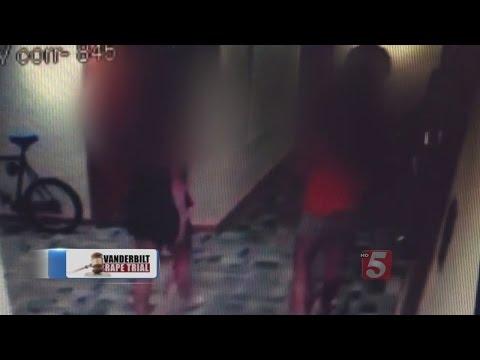 Jury Sees Dorm Surveillance Video From Night Of Alleged Vanderbilt Rape video