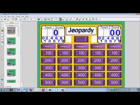 jeopardy game show maker