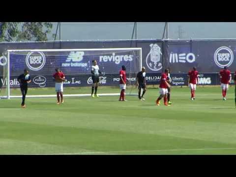 FC Porto B-Leixões, 1-1 (jogo de treino, 21/07/2016)