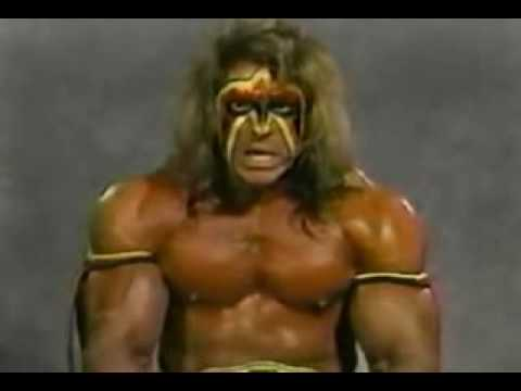 Hogan's and Ultimate Warrior's Wrestlemania 6 promo