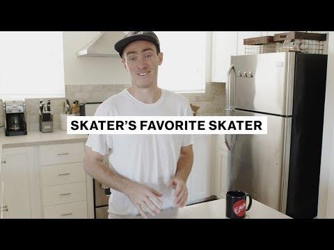 Skater's Favorite Skater | Davis Torgerson