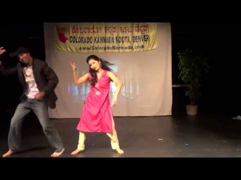Bollywood fusion dance