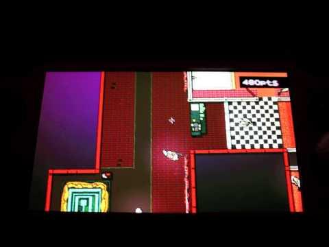 Hotline Miami PS Vita Review