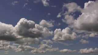 Cloudy Sky Time Lapse HD 1080p | FREE Stock Footage