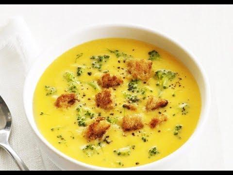 Сливочный суп-пюре из КАБАЧКОВ – настоящее объедение!