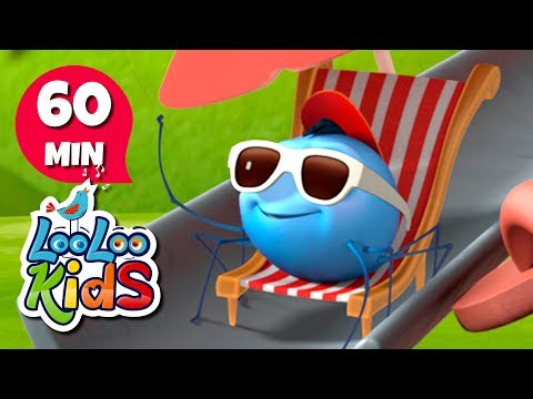 Incy Wincy Spider - Beautiful Songs for Children   LooLoo Kids