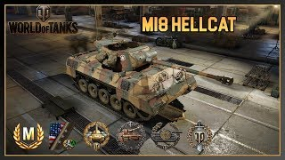World of Tanks // M18 Hellcat // Ace Tanker // 3 Marks of Excellence // Xbox One