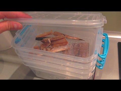 Ящик для вяления мяса своими руками 54