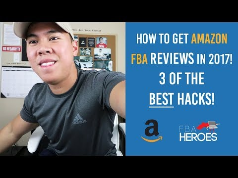 The #1 BEST Way To Get Amazon Reviews In 2017! How To and Step By Step Tutorial!