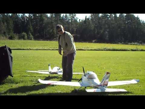Halden modellflyklubb 06.09.2009