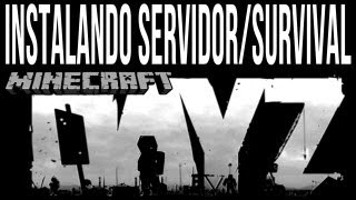 TUTORIAL - Como Instalar Mod do Dayz no Minecraft 1.3.2 Servidor ou Singleplayer