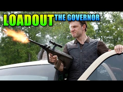 Loadout The Governor AUG A3 Walking Dead Style | Battlefield 4 Assault Rifle Gameplay