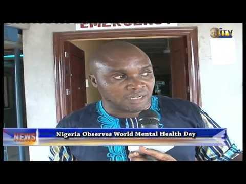 Nigeria observes World Mental Health Day