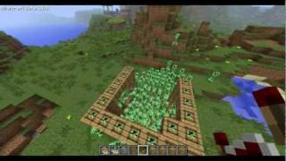 Minecraft 1.8 Animal Transport Mod ! Portable Creapers, Catch wild animals & More!