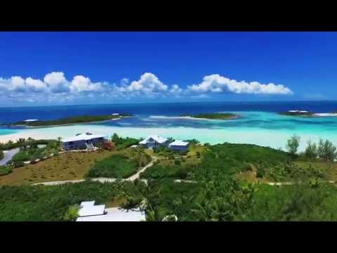 BAHAMAS - Private Island - Scotland Cay - Beach front Villa for sale, ABACO