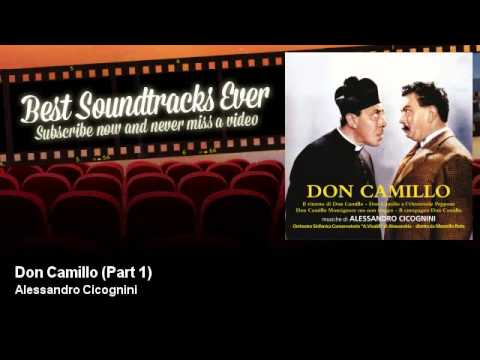Alessandro Cicognini - Don Camillo - Part 1 - Best Soundtracks Ever