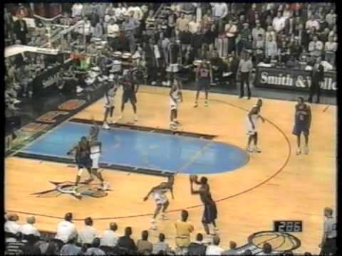 New York Knicks Vs Philadelphia 76ers NBA 1999