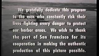 HARBOR COMMAND opening credits syndicated drama