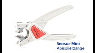 Jokari - Abisolierzange Sensor Mini / Wire Stripper Sensor Mini