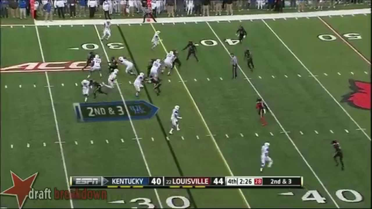 Lorenzo Mauldin vs Kentucky (2014)