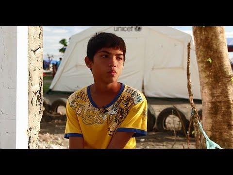 Voices of children in emergencies: Michel's story