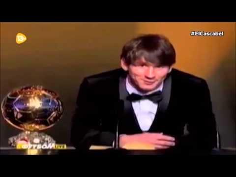 chiste Messi con Benzemá
