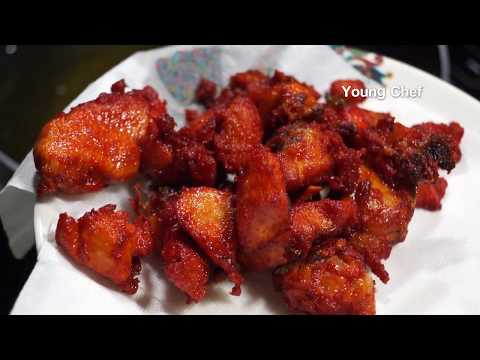 Chicken Pakoda (చికెన్ పకోడీ) Crunchy and Testy Chicken Pakora Recipe