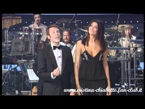 Cristina Chiabotto – Ciak… si canta (16.04.10)