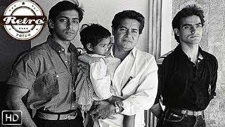 Salman Khan's FAMILY Background | Bollywood Flashback | Arbaaz, Sohail, Salim & Helen