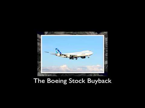 Google Finance V: Understanding Stock Buybacks