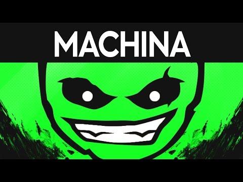 Dex Arson - Machina [ Geometry Dash World ]