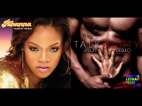 Rihanna vs. Jason Derulo ft. 2 Chainz - Dirty Replay (V2)