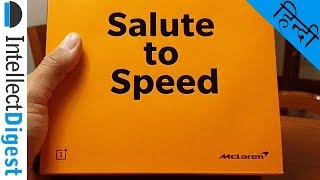 OnePlus 6T McLaren Edition Hindi Unboxing & First Look