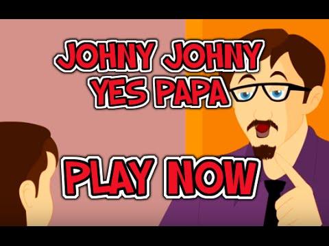 Johny Johny Yes Papa - Super HD quality Nursery Rhyme with English...