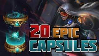 The Value of Epic Capsules