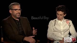 Steve Carell & Timothée Chalamet Battle Drug Addiction in BEAUTIFUL BOY